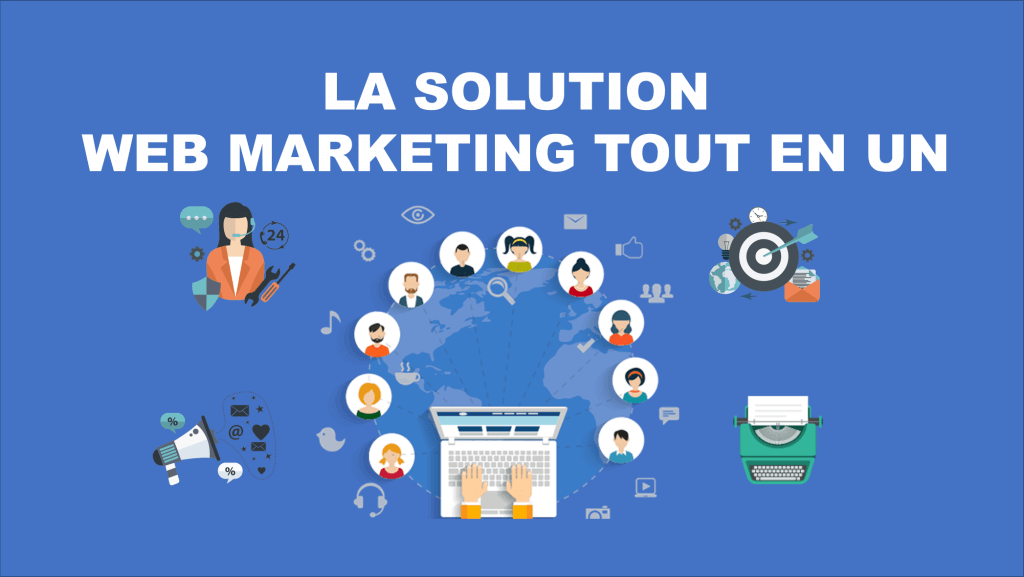 monter un business sur internet - solution tout en un